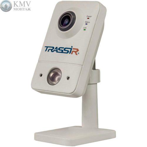 видеокамера TRASSIR TR-D7111IR1W (2.8 мм)