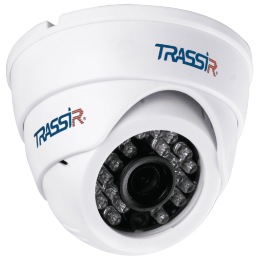 TR-D8111IR2W - Миниатюрная беспроводная IP-видеокамера 1.3Мп, объектив 2,8мм -